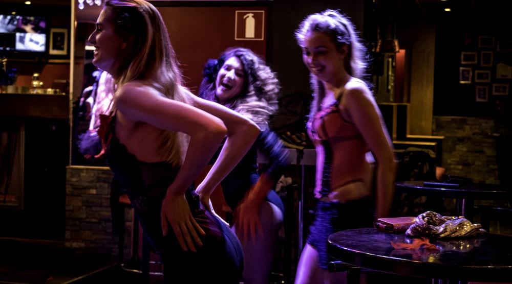 Slide 1: Workshop Burlesque Vrijgezellenfeest