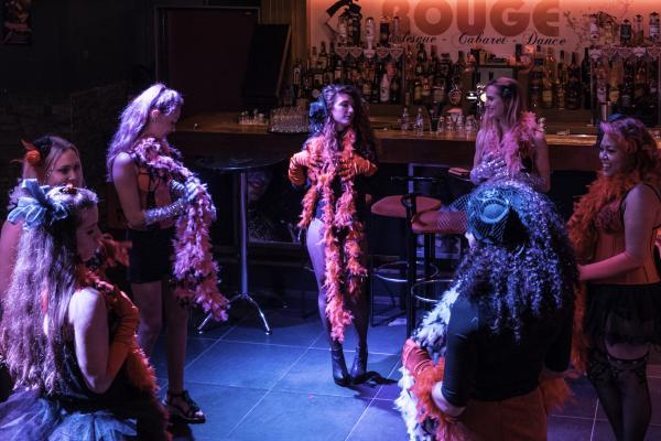 Workshop Burlesque in Gouda