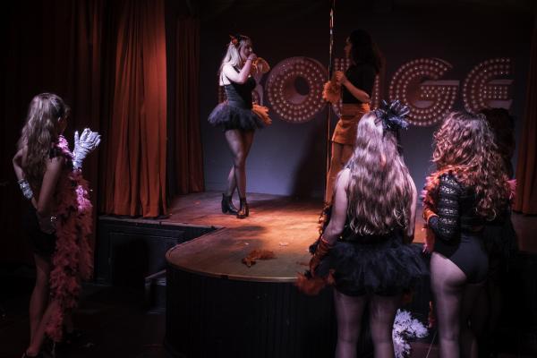 Workshop Burlesque in Gouda